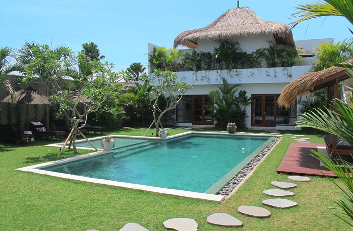 Bali villas for rent villas chocolat bali nyaman group for 6 bedroom villa bali