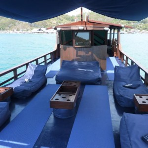 PERJUANGAN BOAT – ENJOY OUR DIVING CRUISES ACROSS THE NATIONAL PARK OF KOMODO