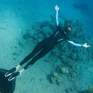The magic of Diving with Manta Ray