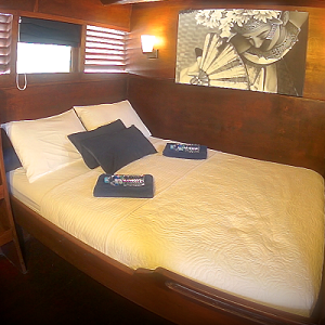 Perjuangan boat komodo diving and cruise-liveaboard indonesia-spacious air conditioned cabin