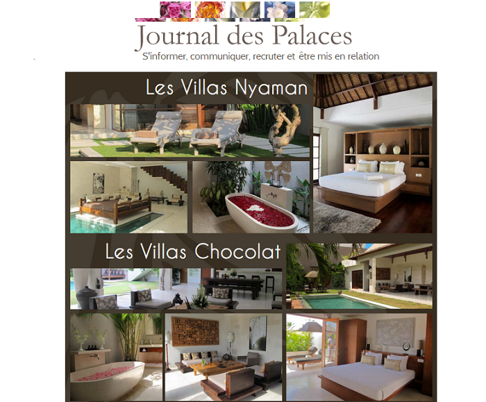 Nyaman Group Indonesia - Press - Journal des Palaces - part 2