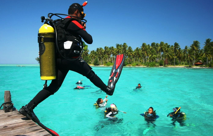 Nyaman group Indonesia-Diving cruise Indonesia- destination Sumatra