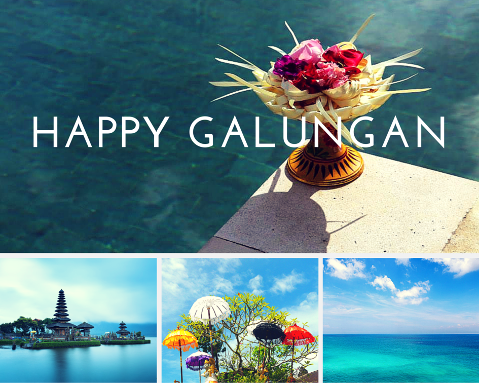 Nyaman Group wishes you a Happy Galungan!