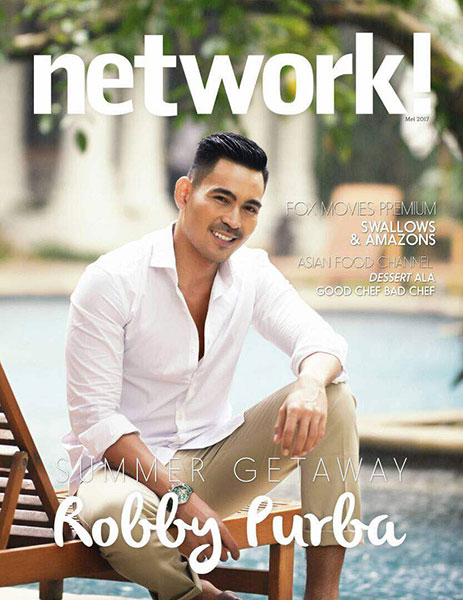 Network! Magazine Cover
