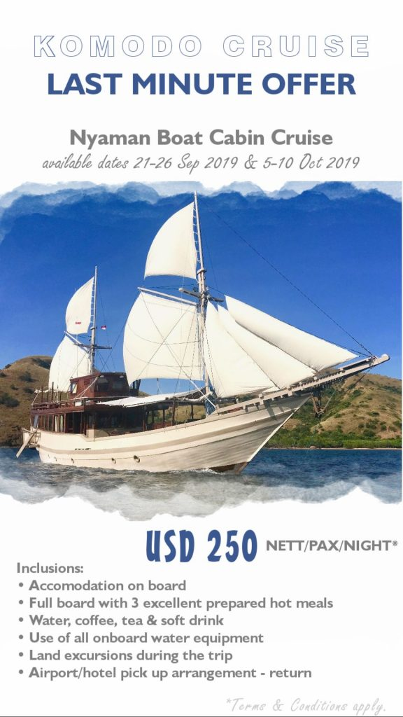 Nyaman-Boat-Special-Cabin-offer-september-2019