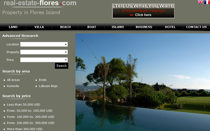 Nyaman Group Indonesia - Real Estate Flores - Investment in Flores Indonesia
