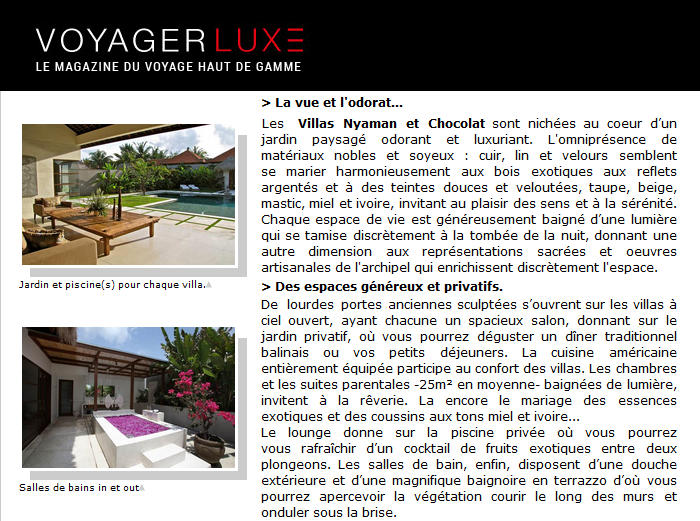 Nyaman Group Indonesia - Press - Voyager Luxe part 3