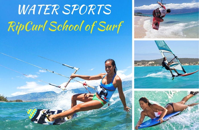 Nyaman Group Indonesia-Exclusive member privilege-Water Sports with Rip Curl School of Surf